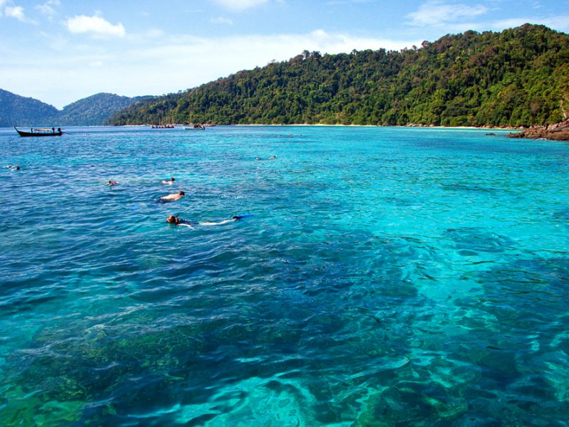 Best Thailand Snorkeling at the Surin Islands