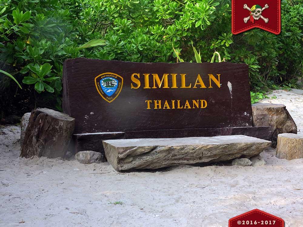 Similan Thailand