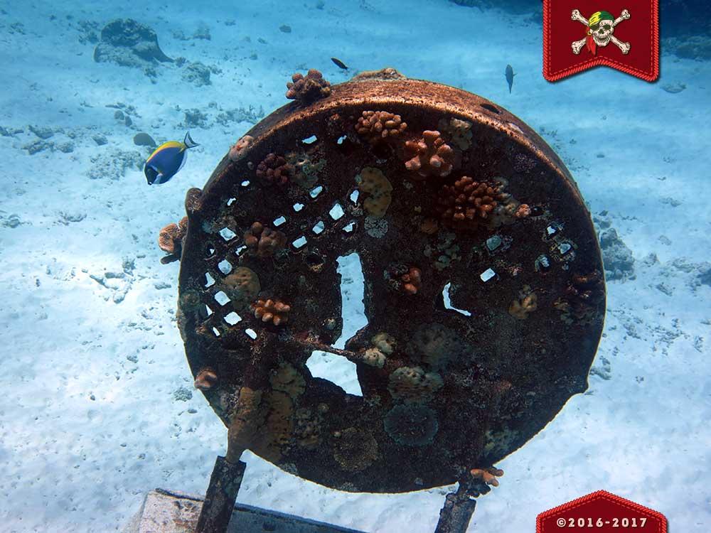 Underwater Monument