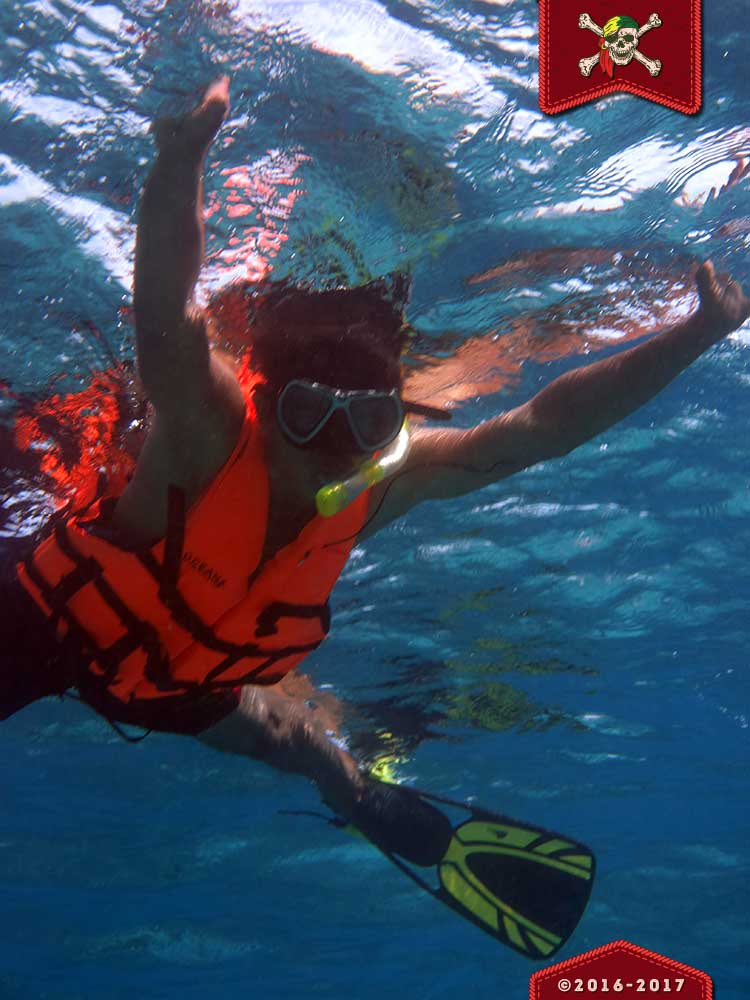 Snorkel Yay