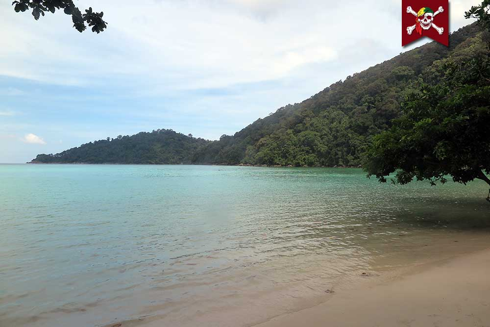 The Surin Beach