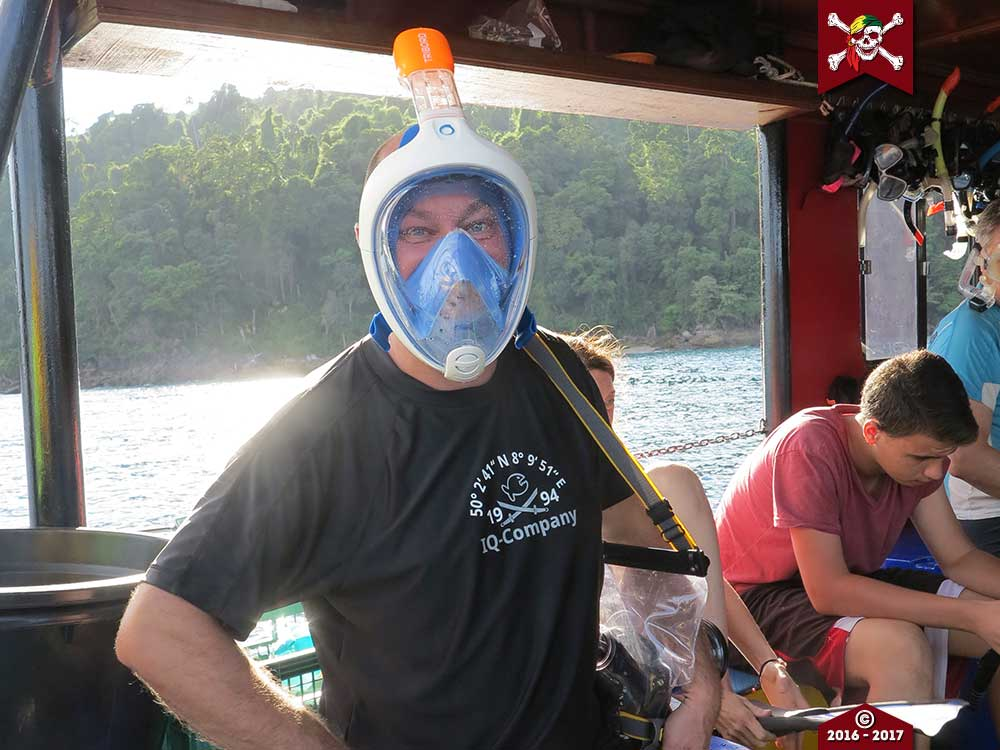 The future of snorkelling