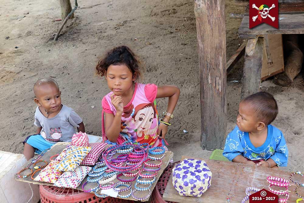 Moken Children