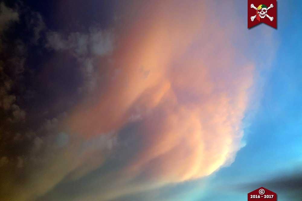 Dramatic Skies over the Andaman Sea, Thailand