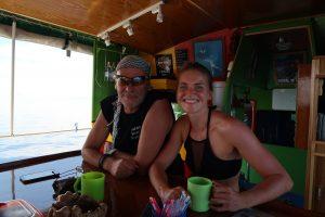 staff ralf johanna boat